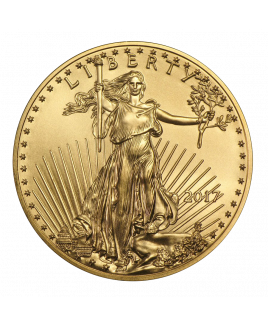 American Eagle 1/10 oz or 2020