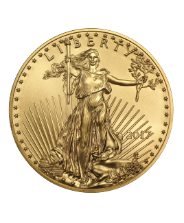 American Eagle 1 oz or 2017 - pièce d'or