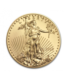 American Eagle or 1/4 oz 2017 - pièce d'or