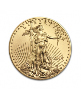 American Eagle or 1 oz 2017 - pièce d'or