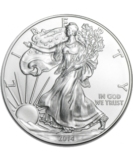 Silver Eagle 1 once argent 2016