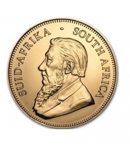 Krugerrand 1/4 once or 2017 - pièce d'or