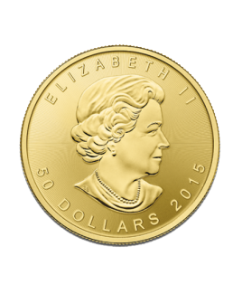 Maple Leaf 1 oz or 2019