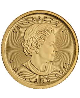 Maple Leaf 1/10 oz or 2019 - pièce d'or