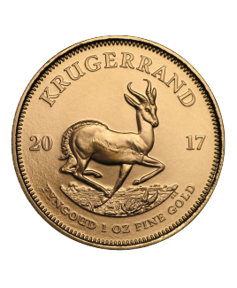 Krugerrand 1 once or 2019 - pièce d'or