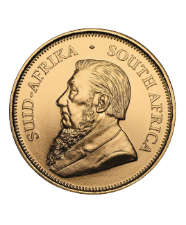 Krugerrand 1 once or 2017 - pièce d'or