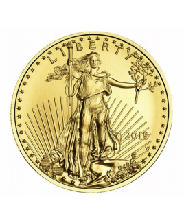 American Eagle or 1/10 oz 2016 - pièce d'or