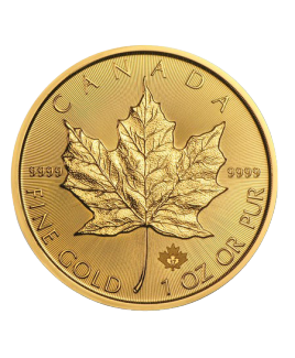 Maple Leaf 1 oz or 2018